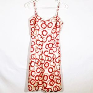 JUICY COUTURE 100% SILK PARTY DRESS